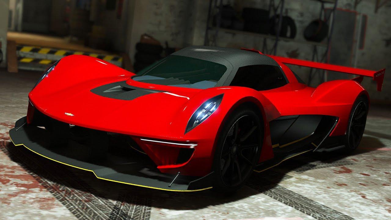Vagner car in GTA V