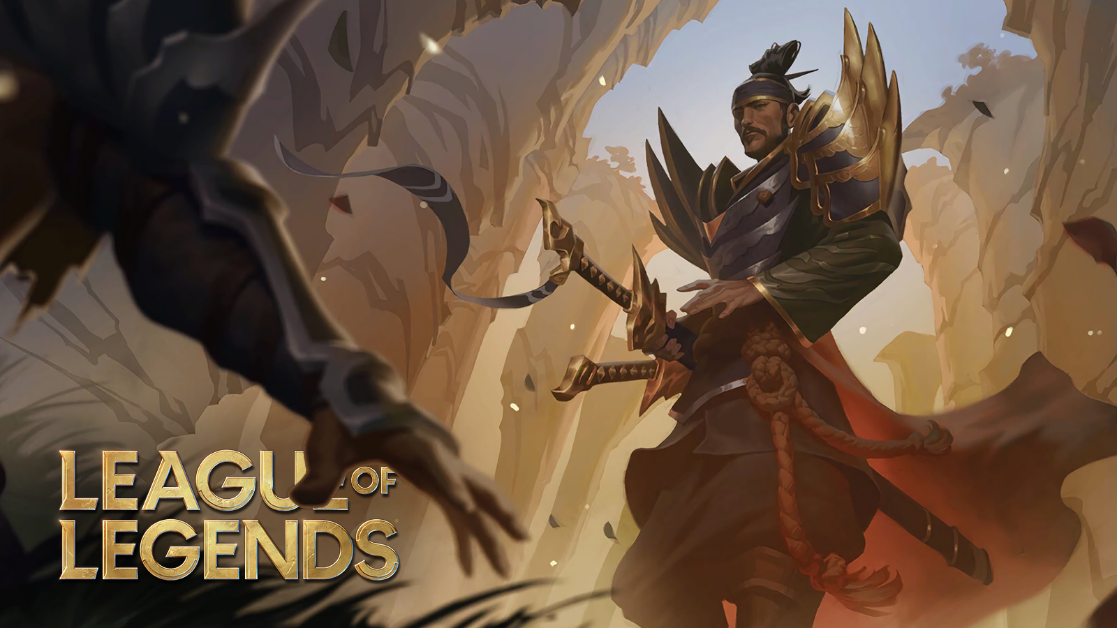 Yasuo's brother Yone is expected to be the 150th champion released in League of Legends.