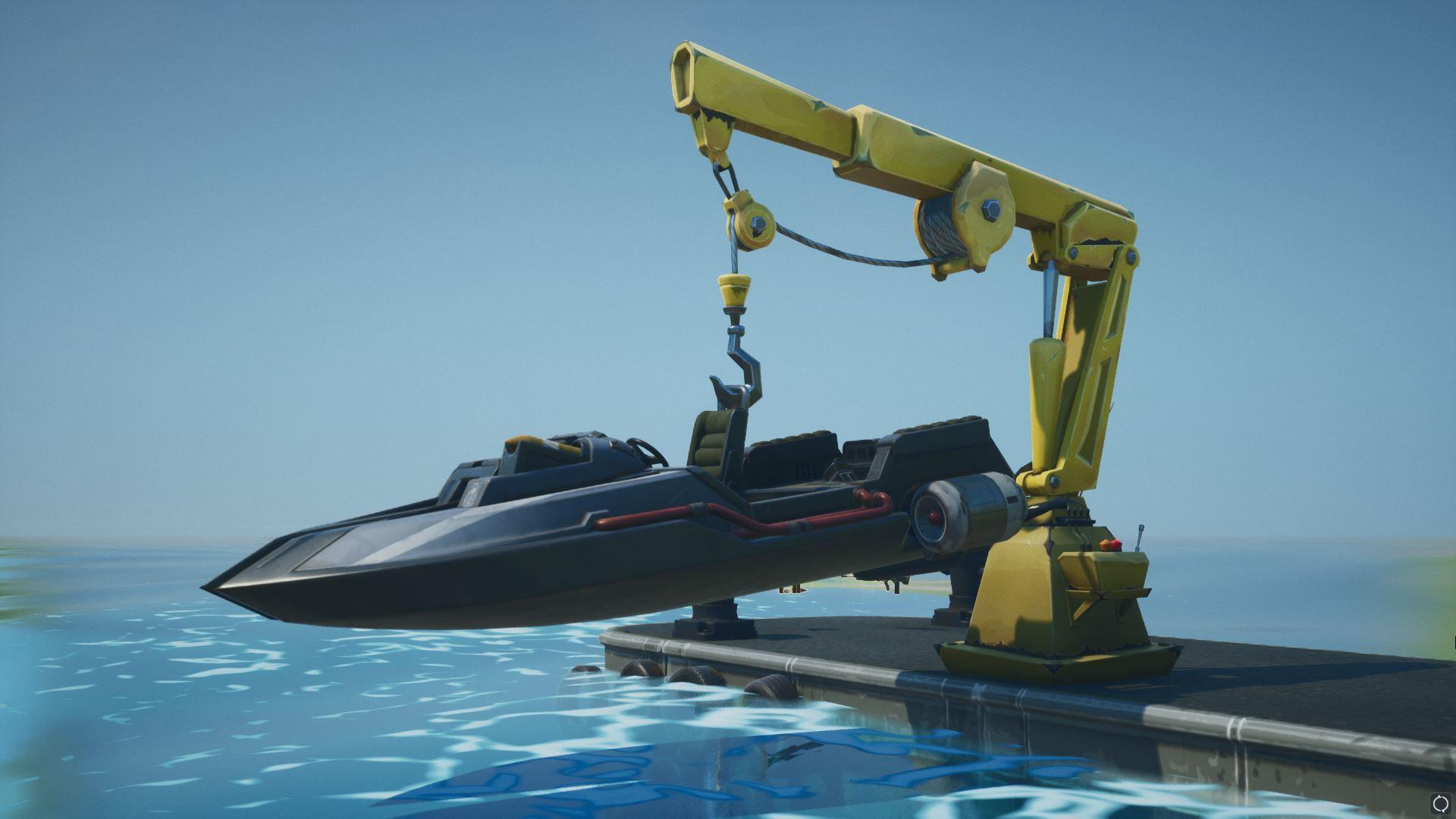 fortnite motorboat hooked up
