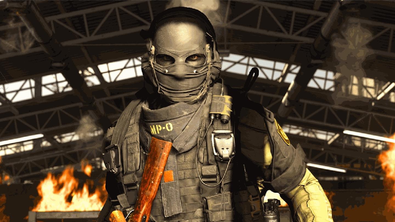 Nikto in Call of Duty Modern Warfare