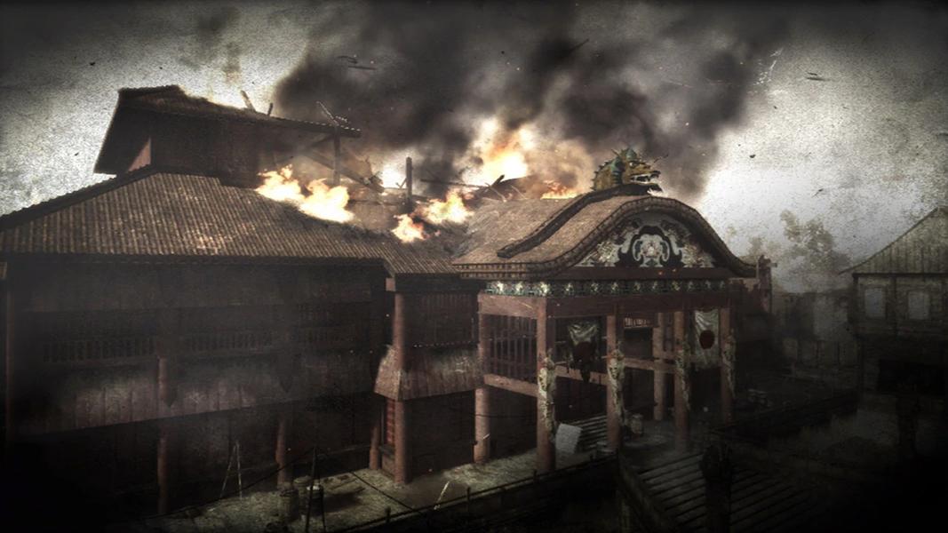 Courtyard in World at War