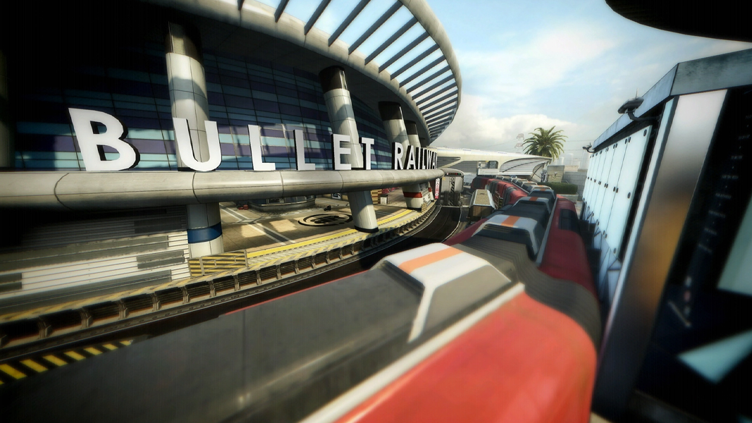 Express in Black Ops 2