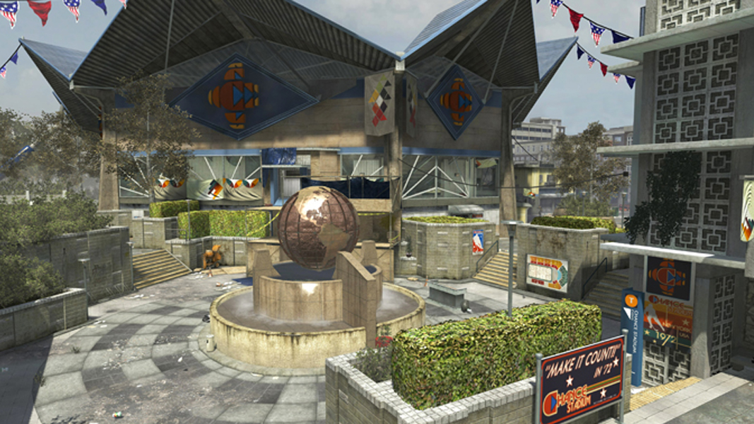 Stadium from Black Ops