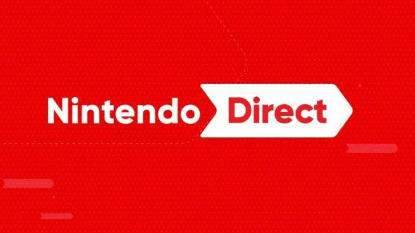 July Nintendo Direct screen