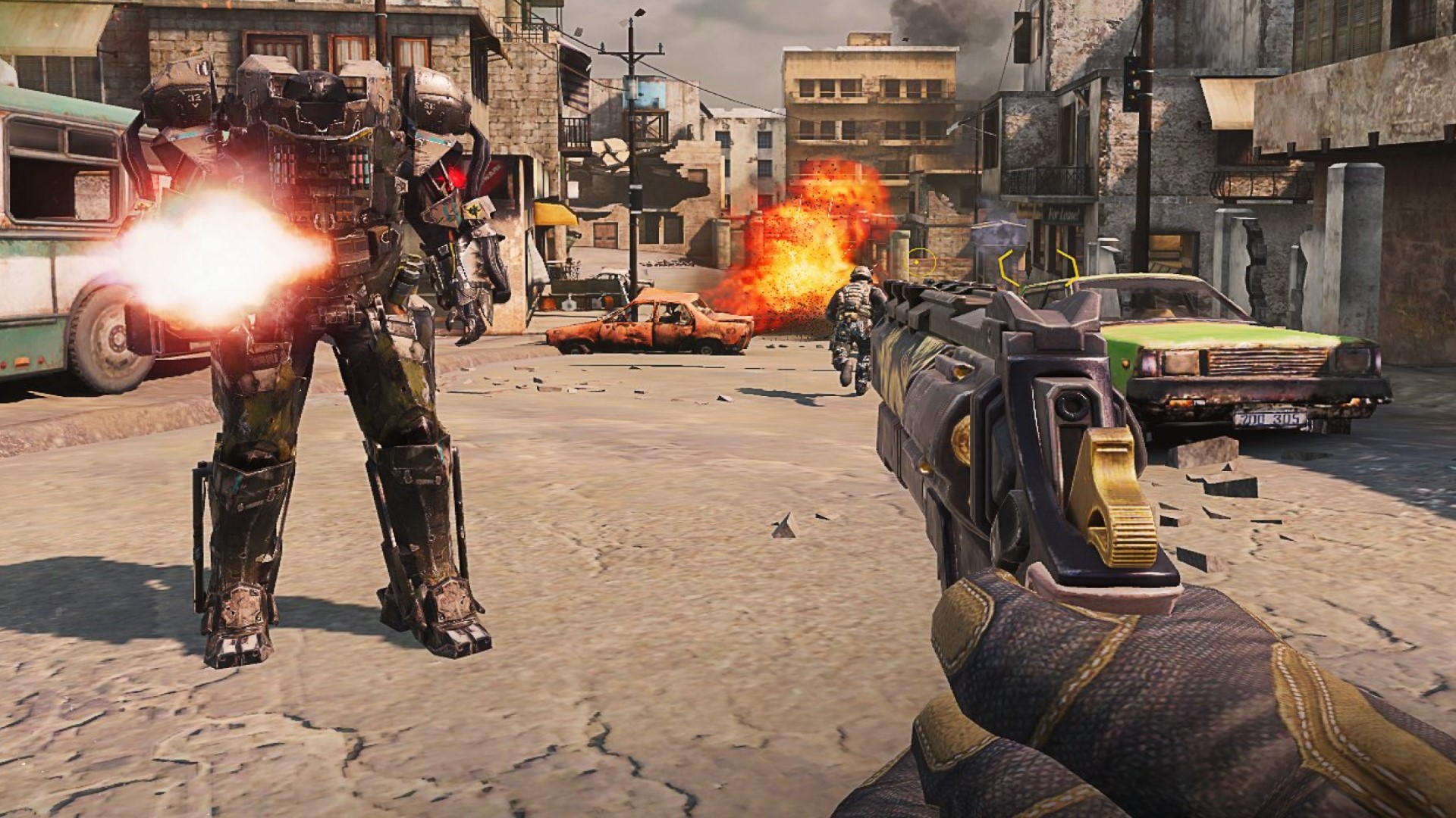 Call of Duty: Mobile Juggernaut gameplay