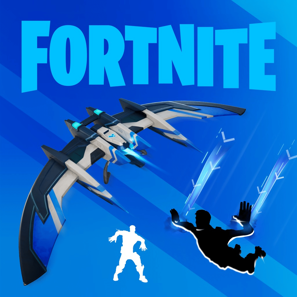 The Fortnite celebration pack for PS Plus