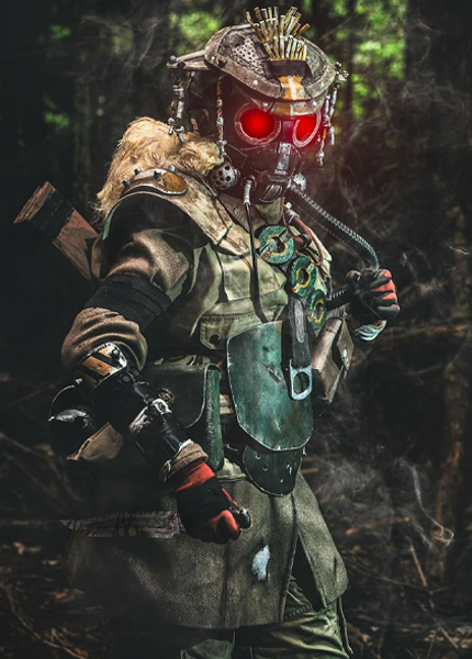 Bloodhound Cosplay