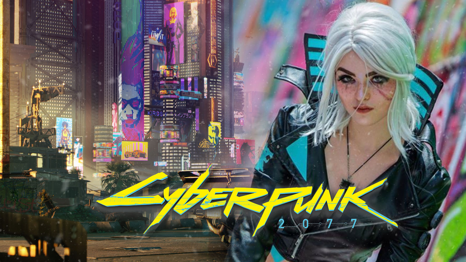 cyberpunk 2077 ciri cosplay witcher 3