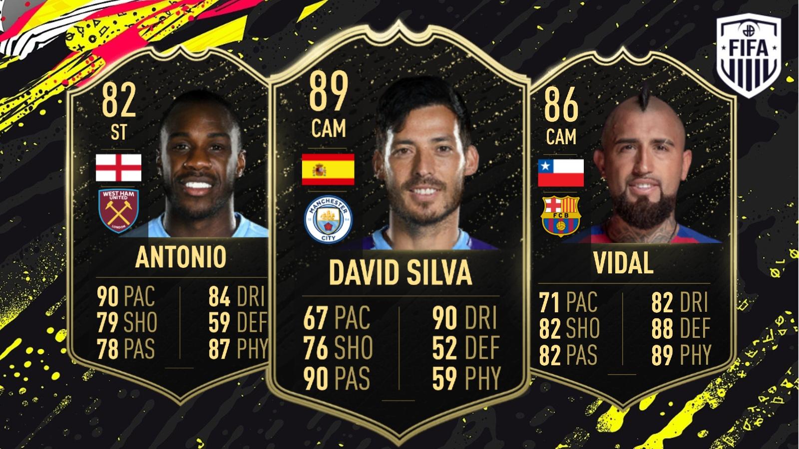 TOTW 30 Silva Antonio Vidal