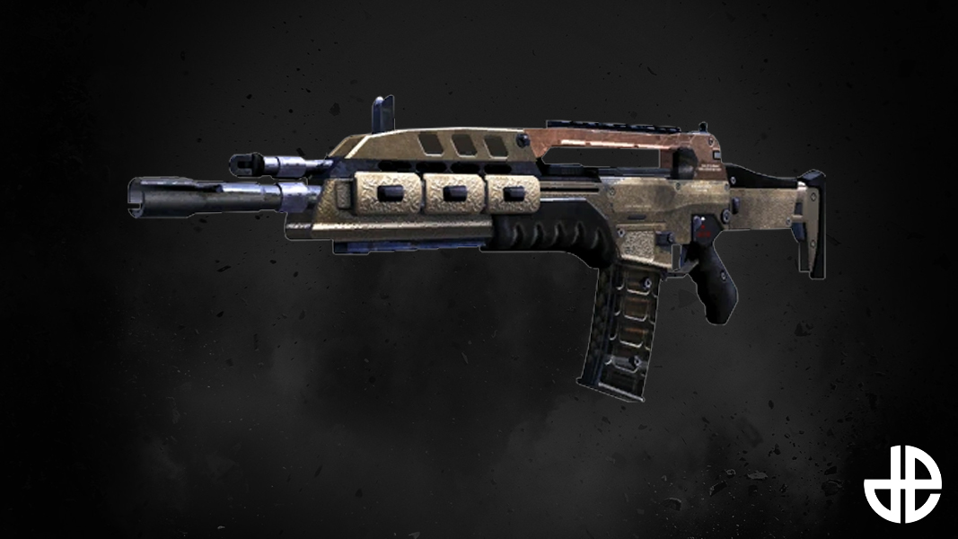 M8A1 from Black Ops II