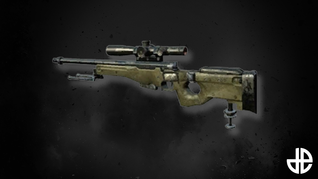 L96A1 from Black ops