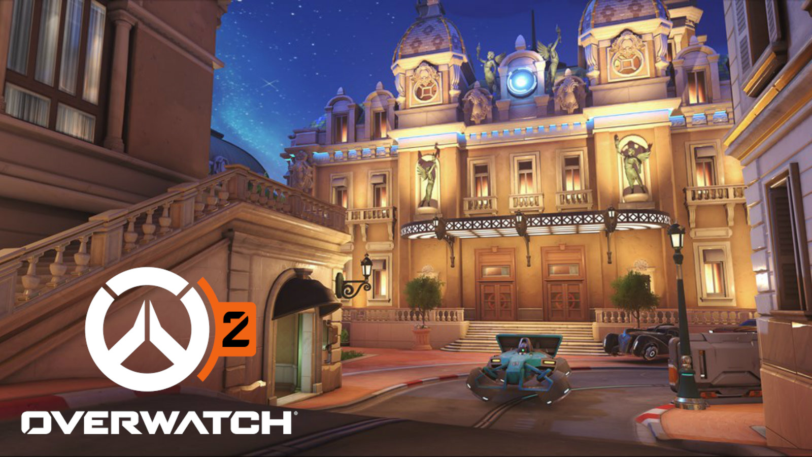 Monte Carlo Overwatch 2 map