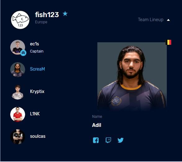 WePlay Valorant invitational scream with fish123, new Team Liquid roster.