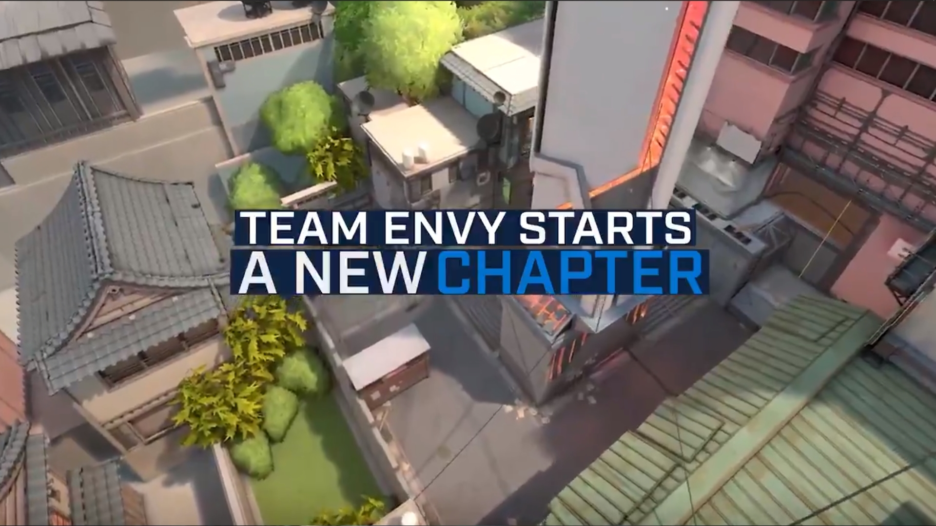 Team Envy enter Valorant Esports, Riot Games new game.
