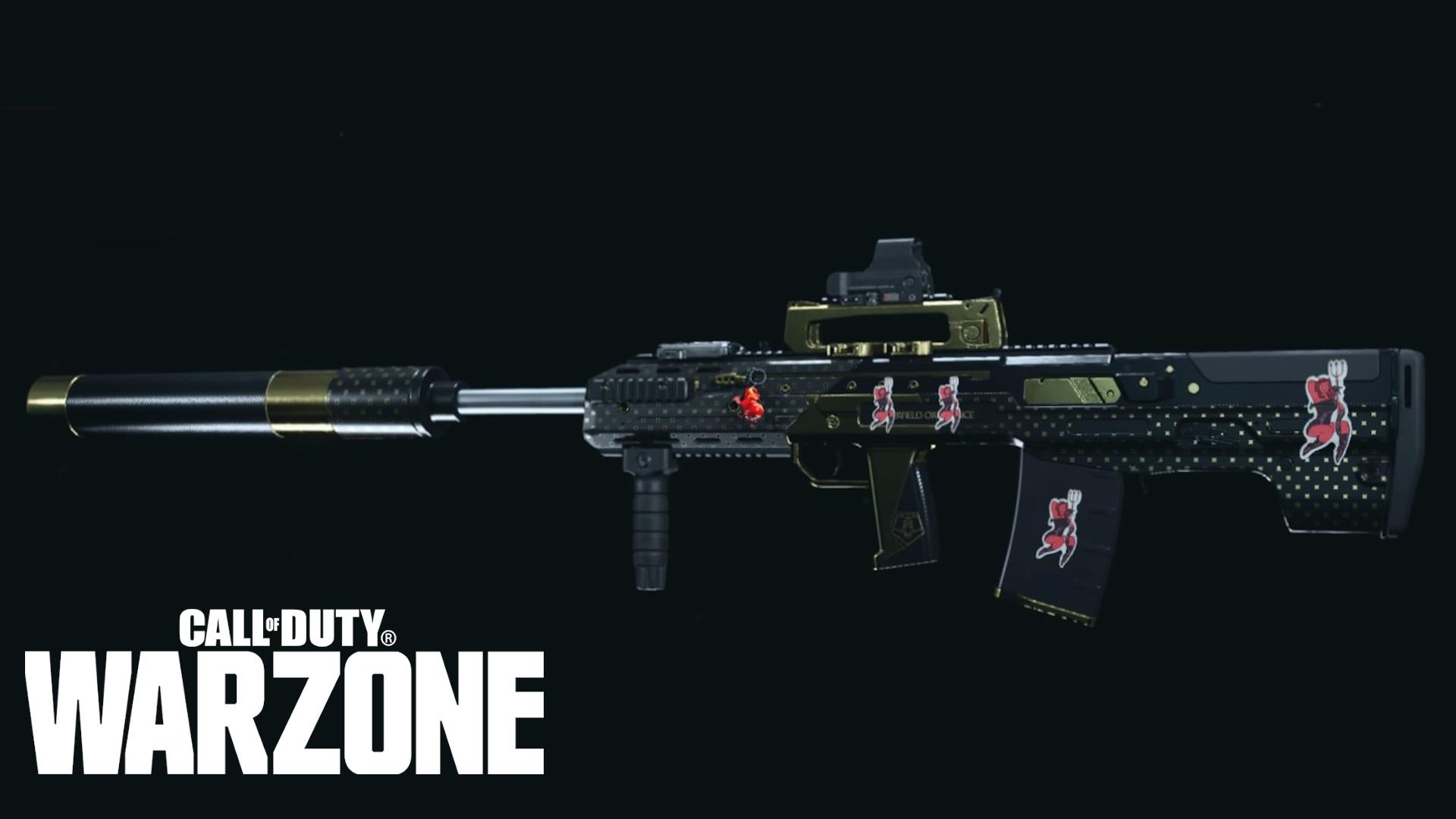 oden best warzone loadout