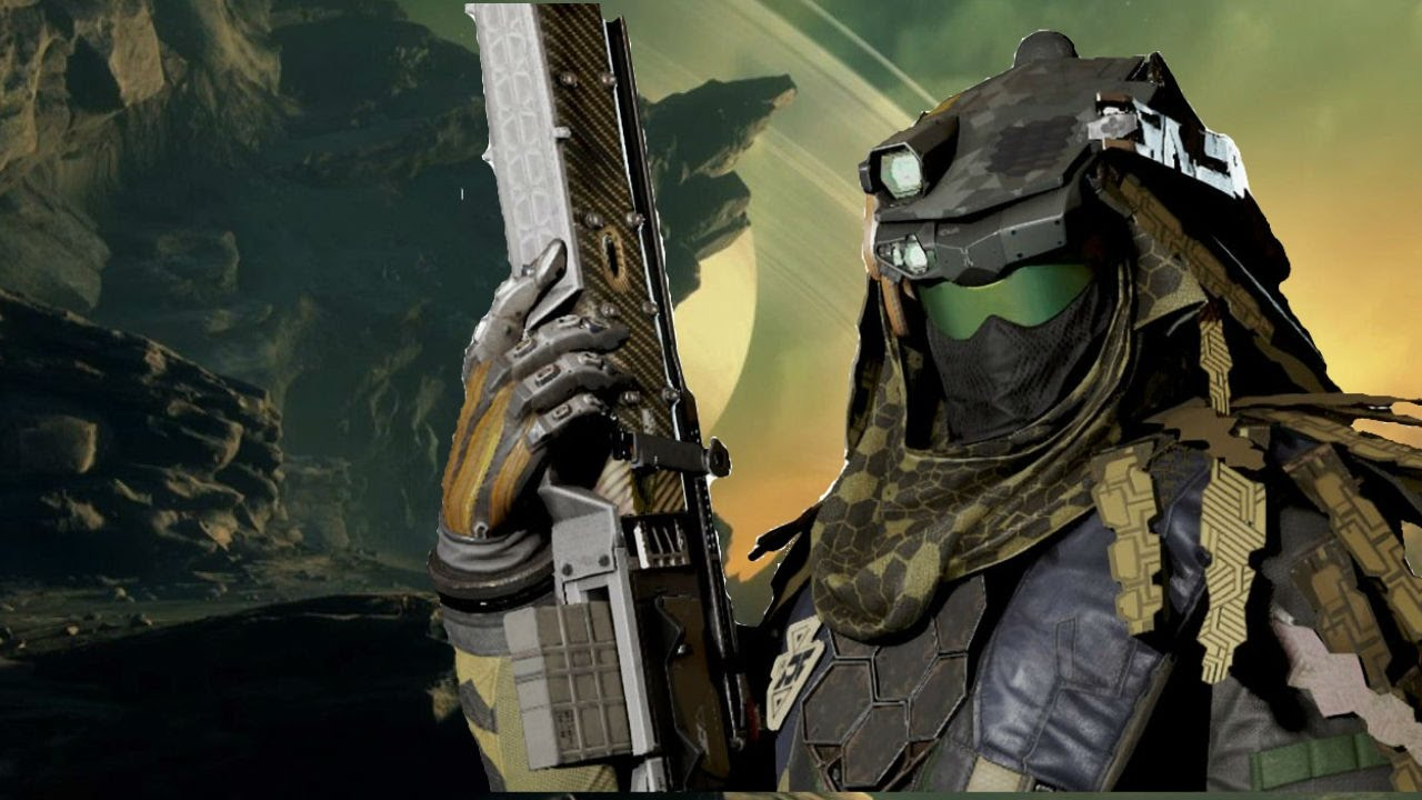 Infinite Warfare Phantom character