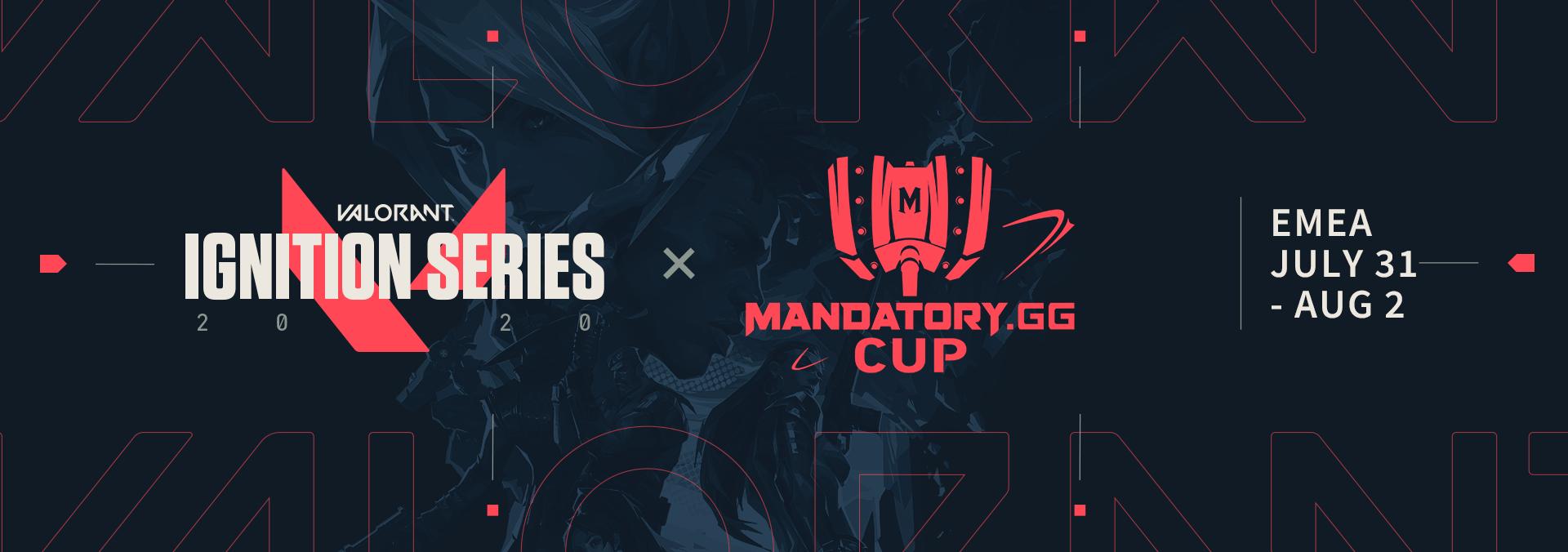 Mandatory.gg Cup.