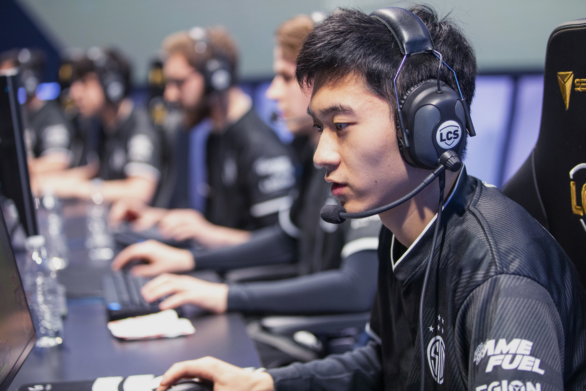 Biofrost Support player for TSM in LCS