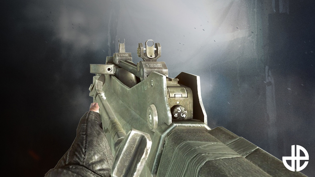 Famas from Black Ops