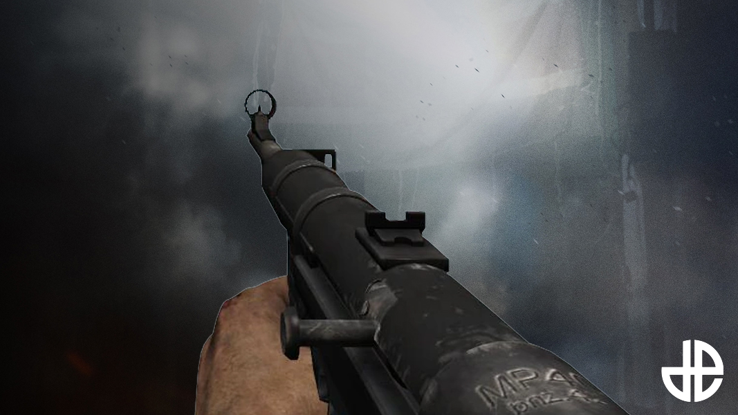 MP40 from World at War