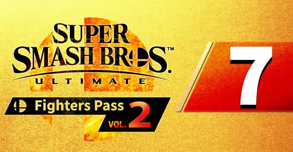 Smash Ultimate's challenger pack 7