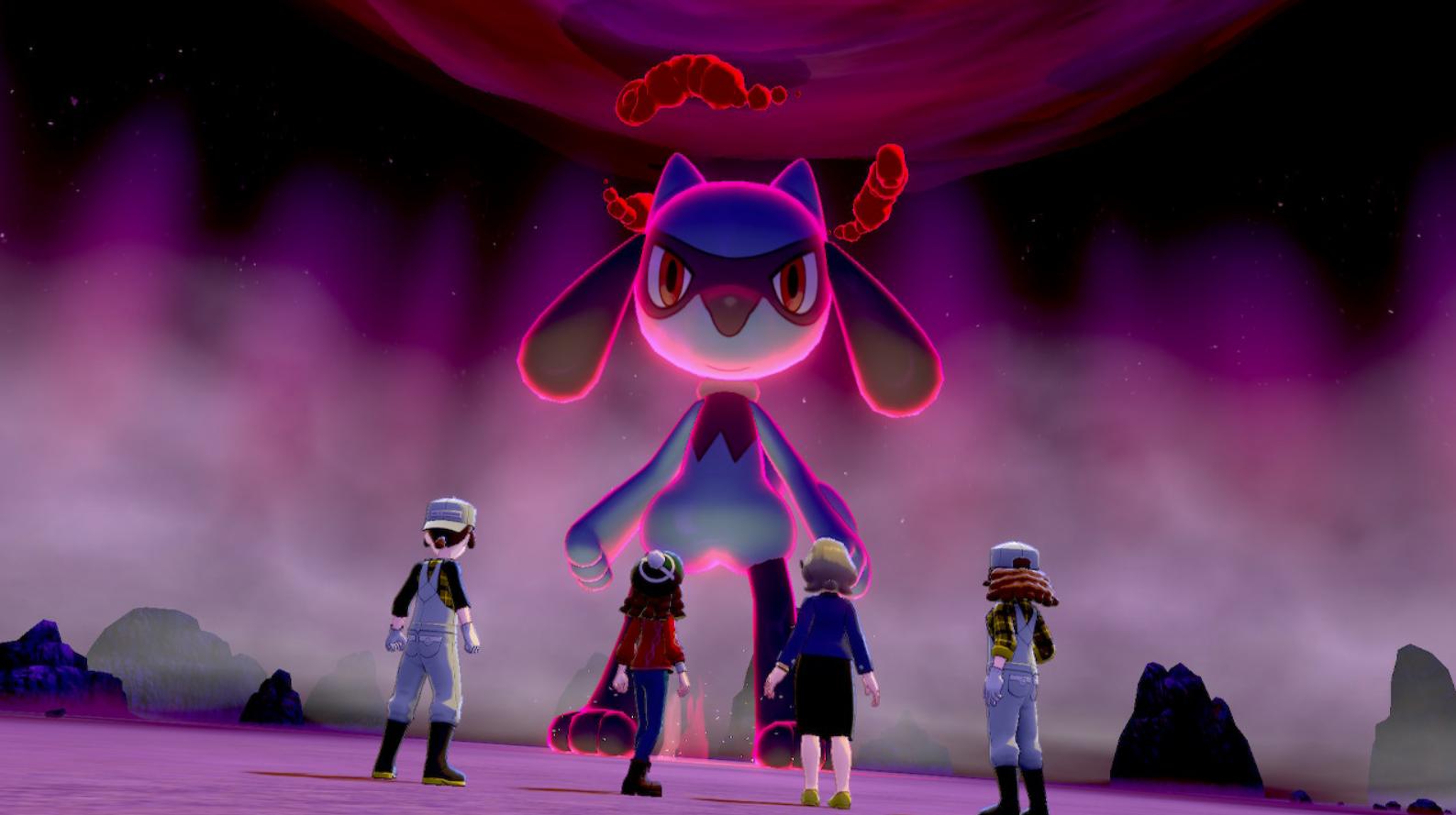 pokemon raid