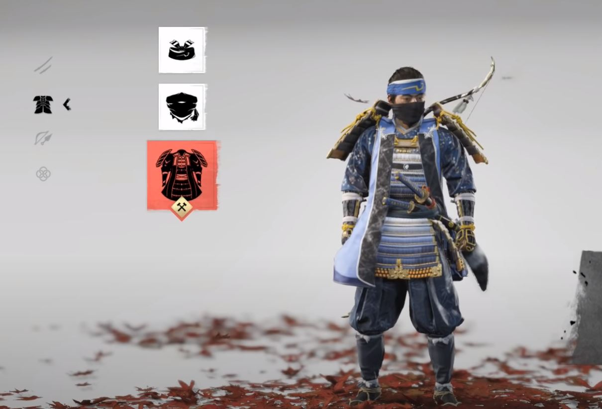 ghost of tsushima sly cooper