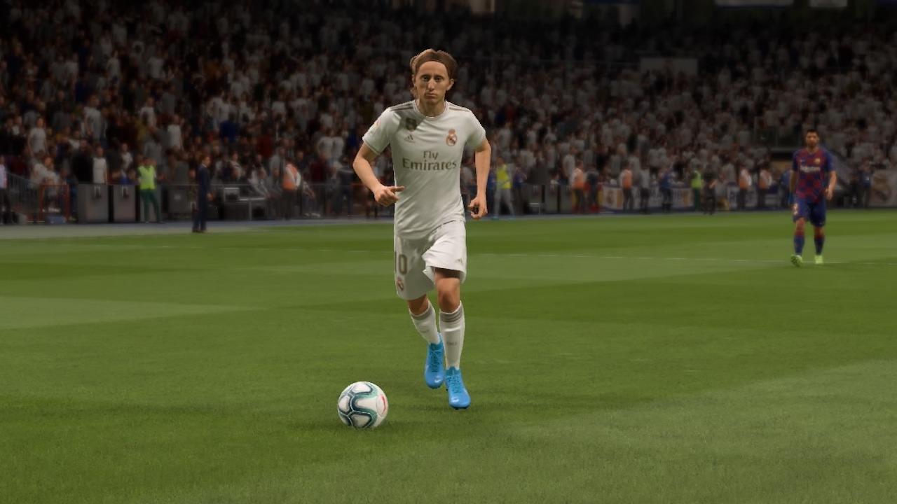 Luka Modric in FIFA 20
