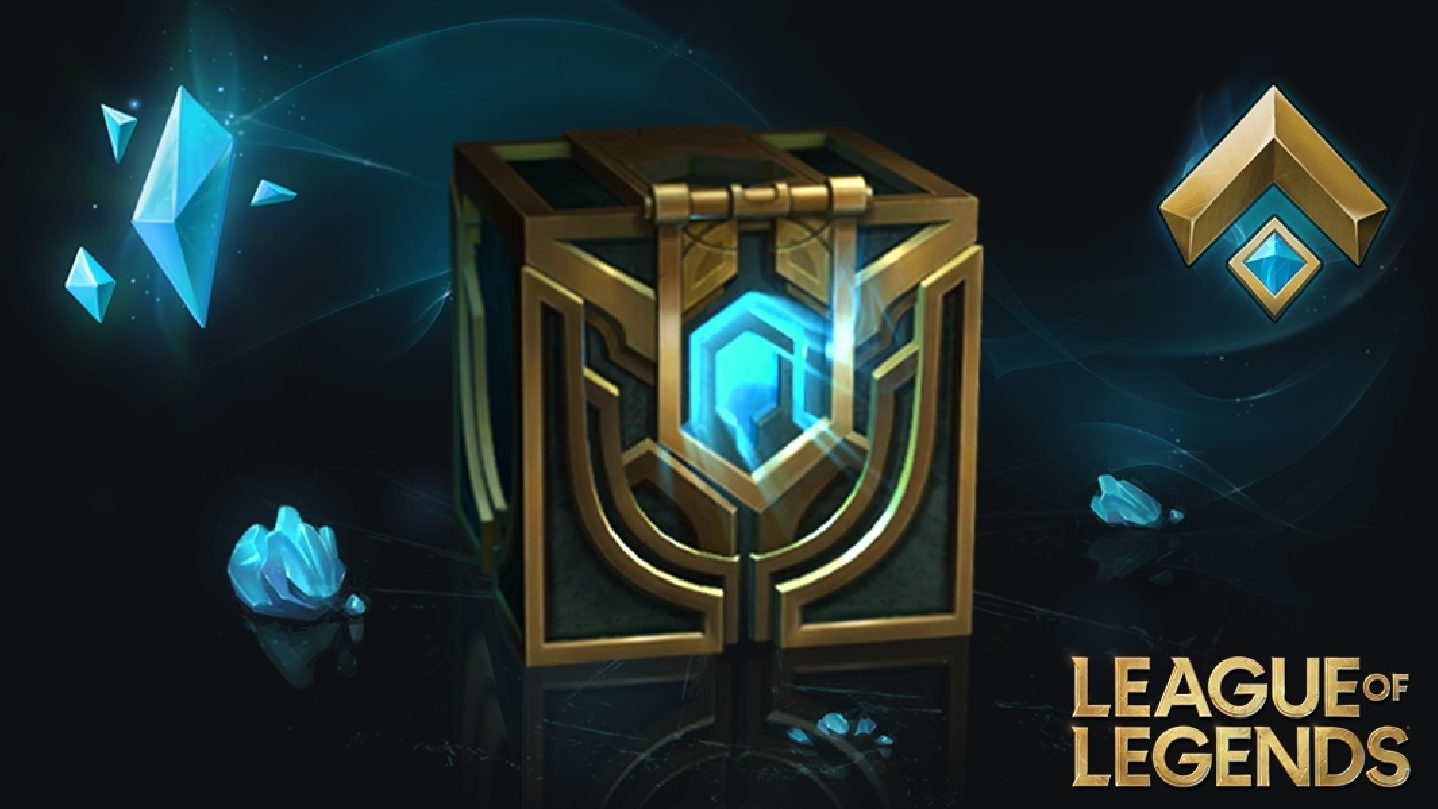 League of legends rewards