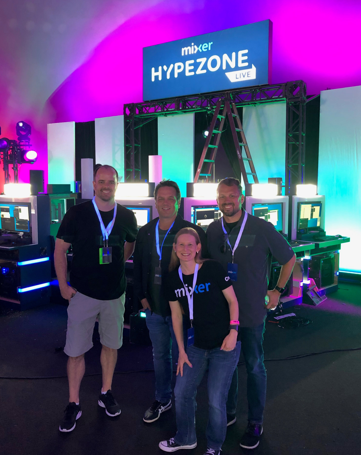 Microsoft pushes Mixer at E3