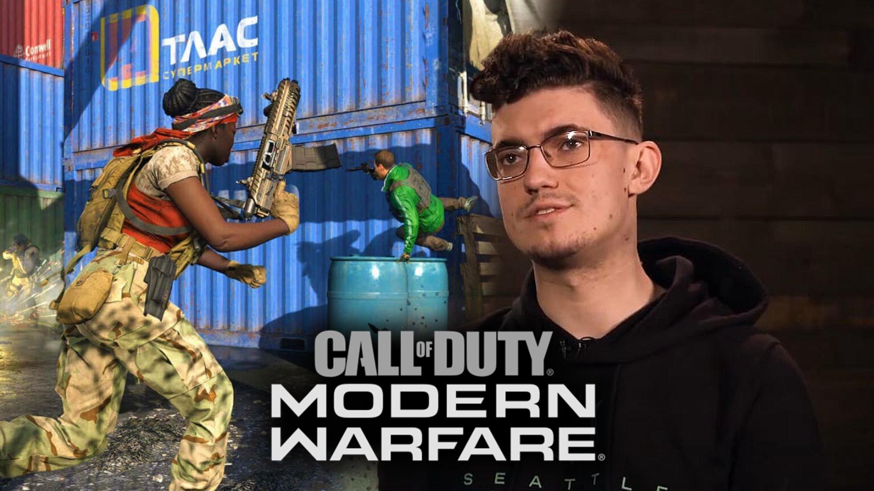 Call of Duty Modern Warfare / Call of Duty League pro Octane