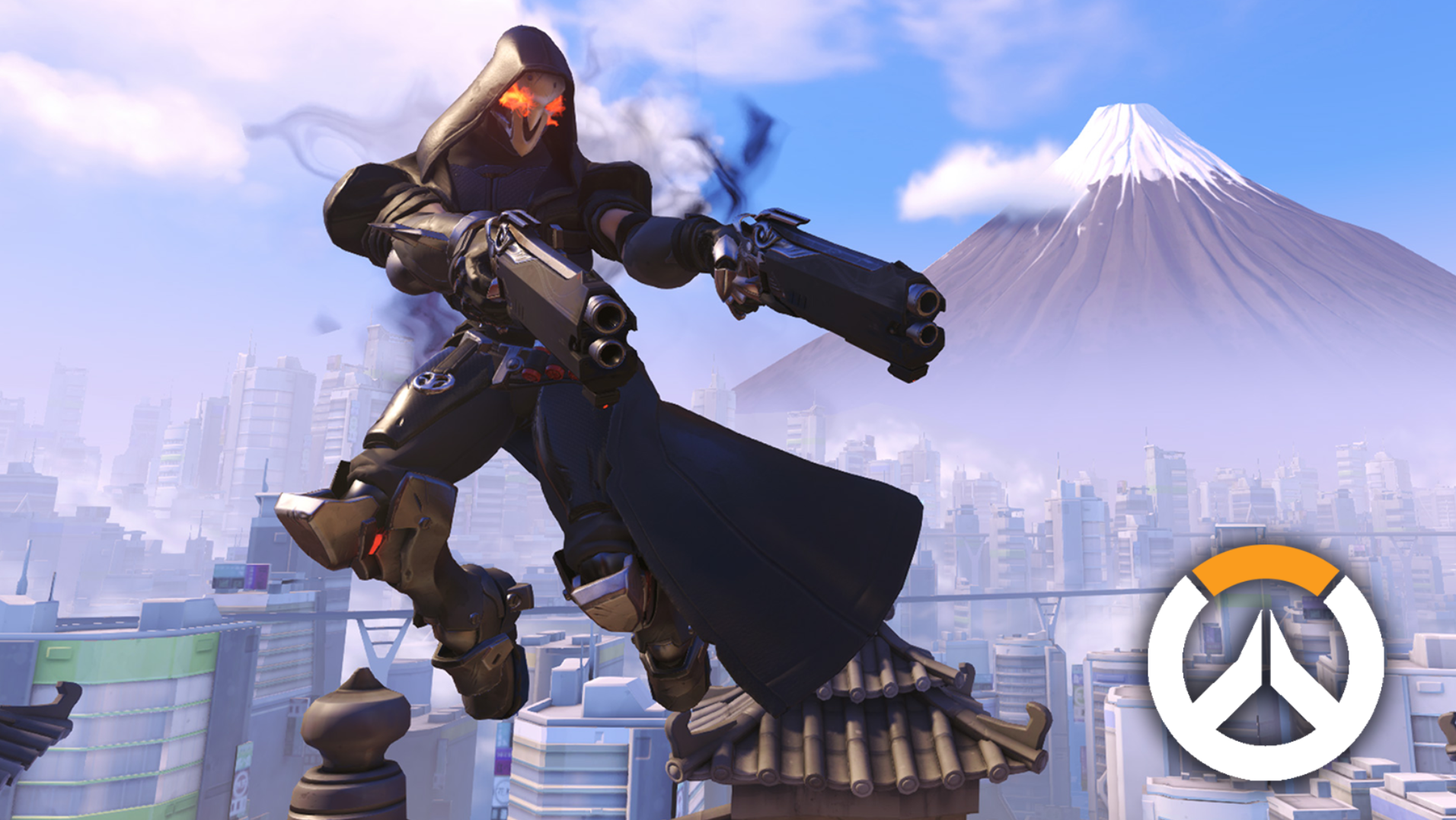 Reaper Overwatch teleporting Hanamura