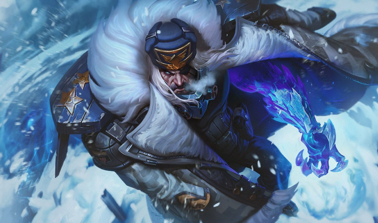 Swain is getting a big raft of buffs this League patch.