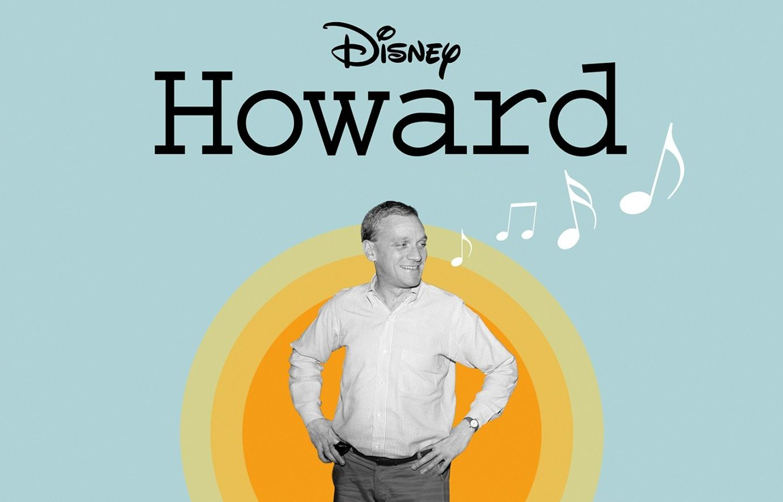 Disney Plus Howard art