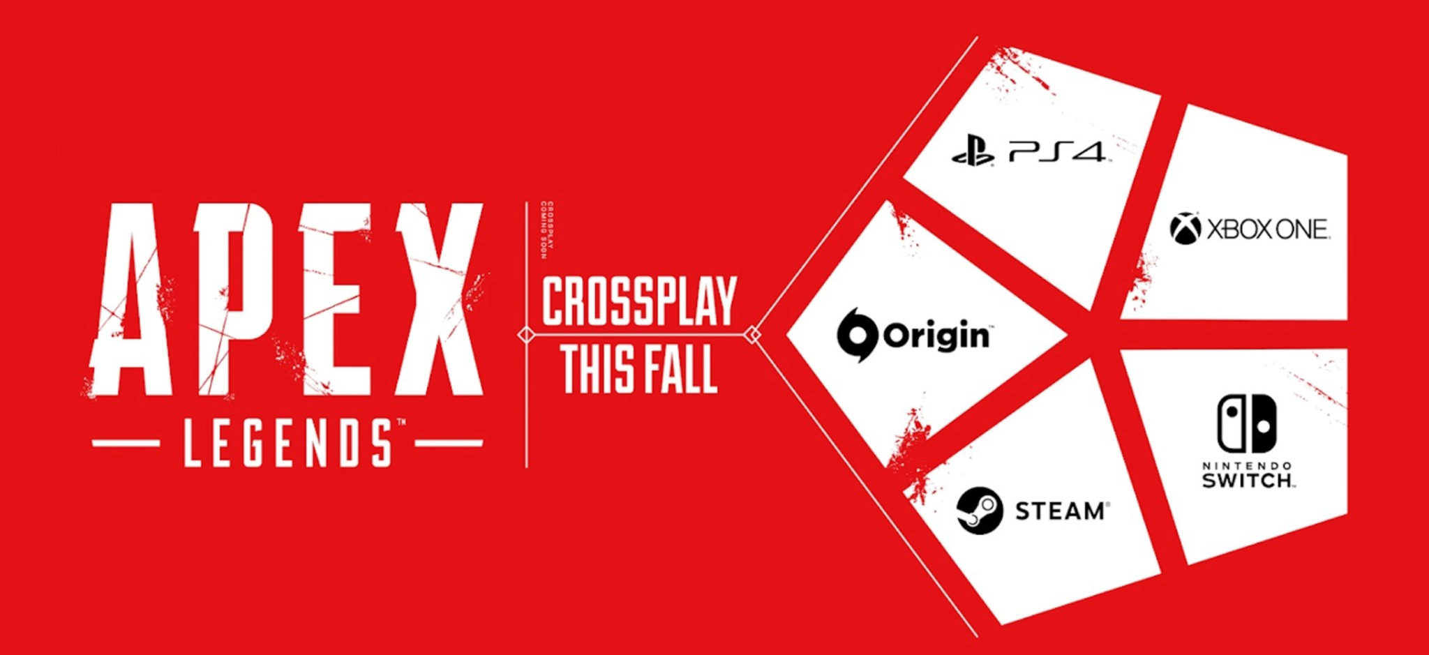 Apex Legends crossplay with all platforms listed