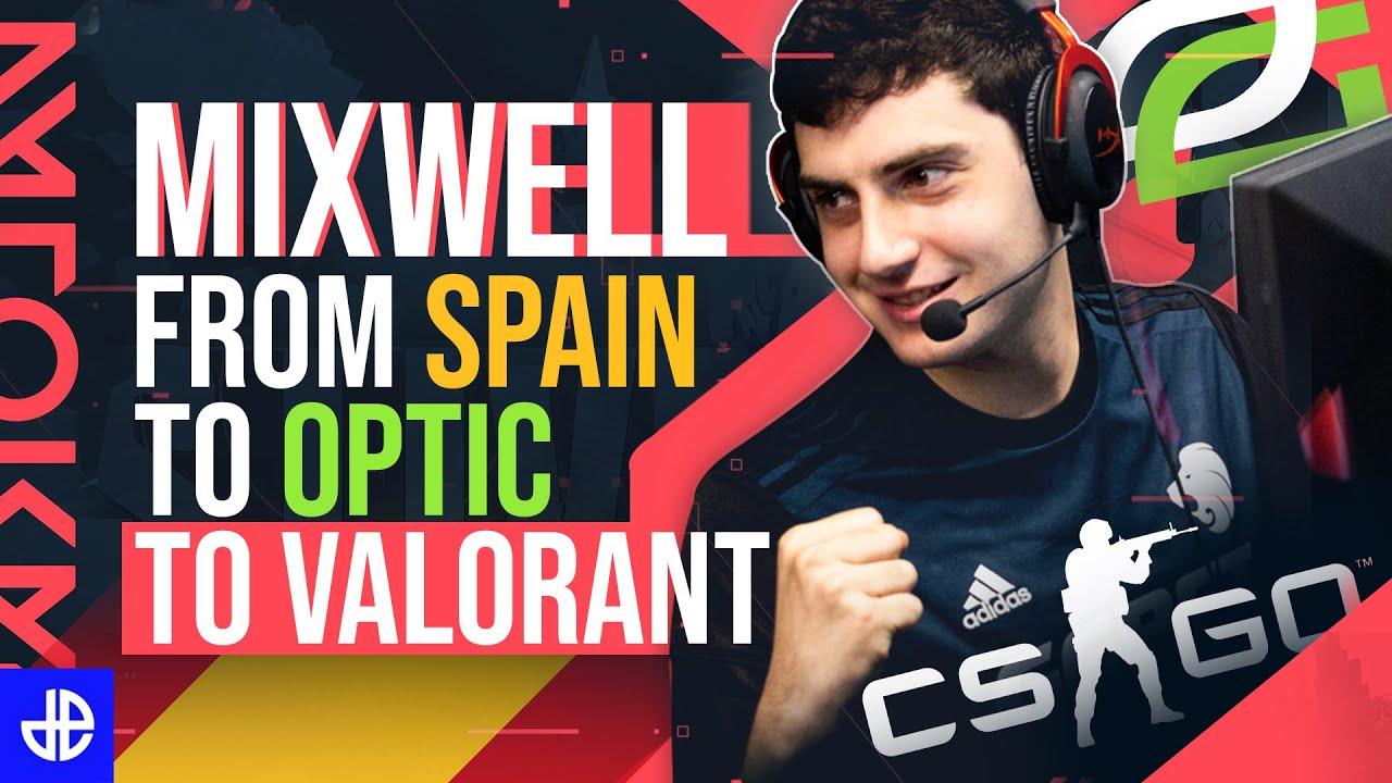 Mixwell Spain Optic Valorant