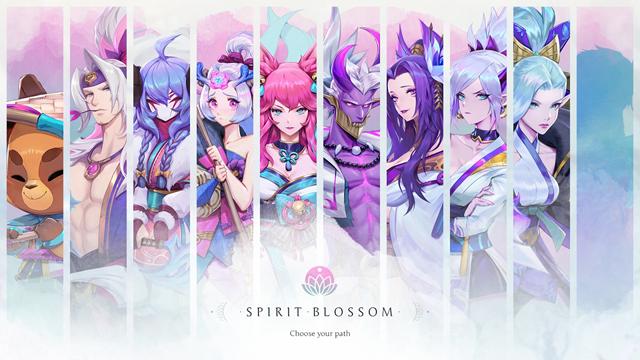 all spirit blossom skins confirmed for league of legends