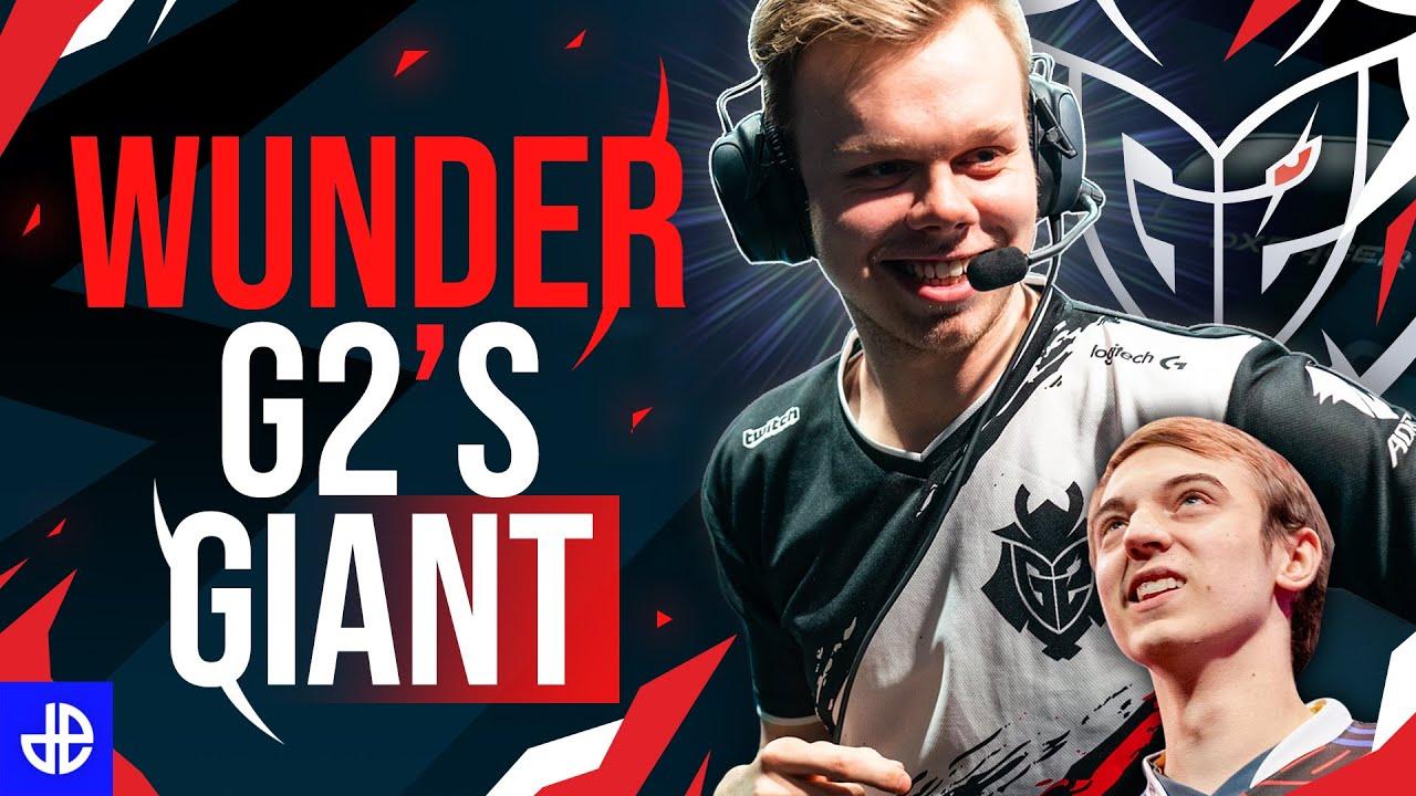 Wunder G2's Giant