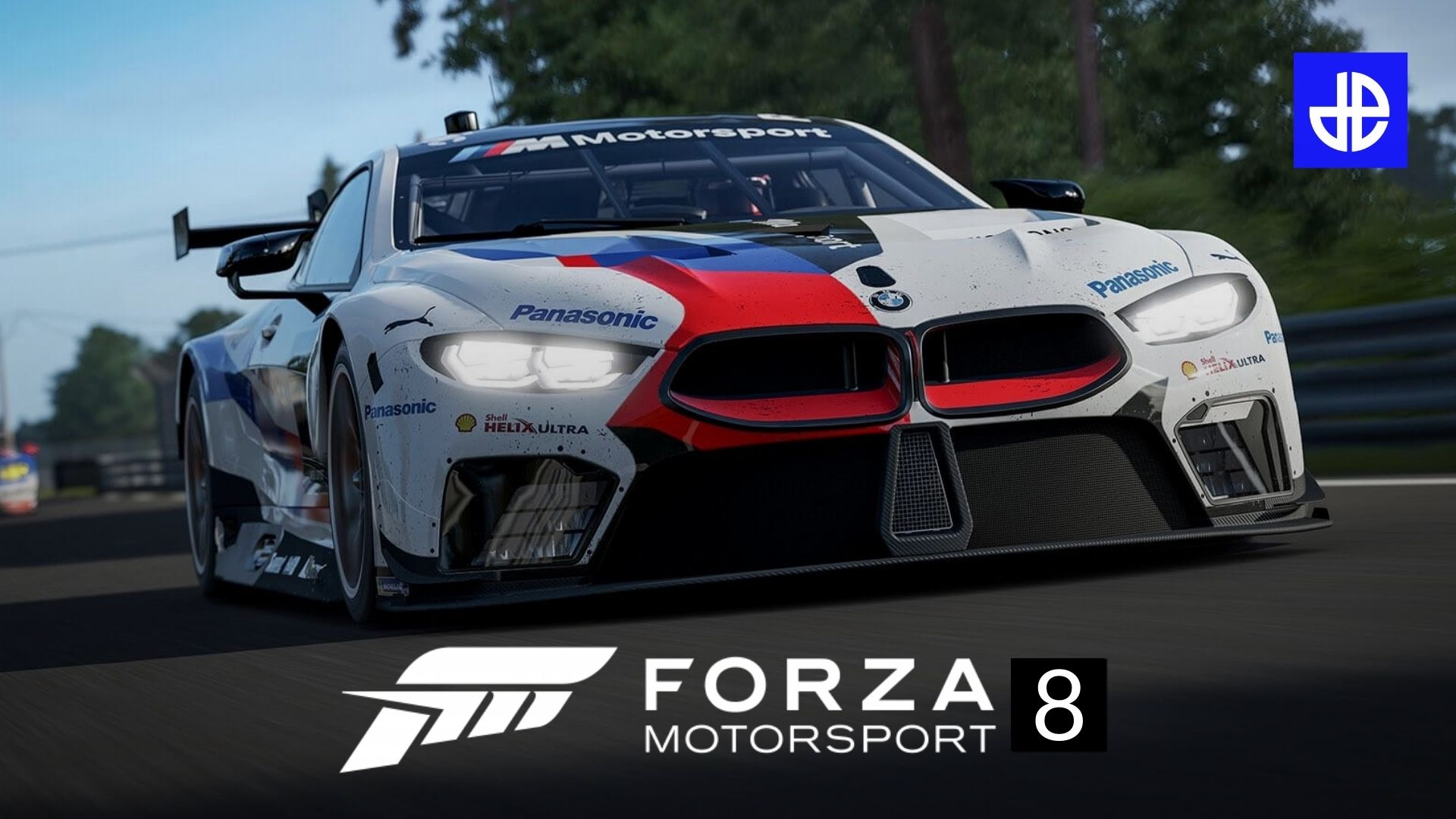 Forza 8 vehicle
