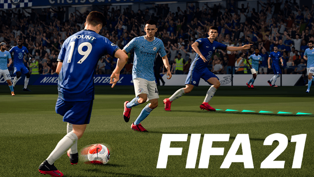 Mason Mount in FIFA 21