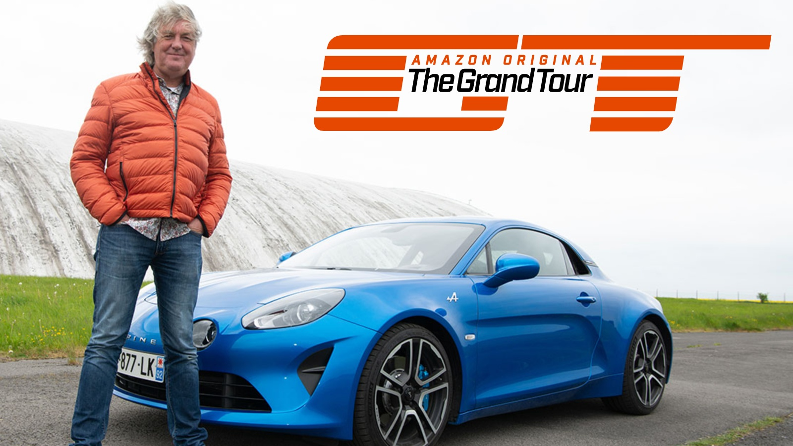 James May The Grand Tour