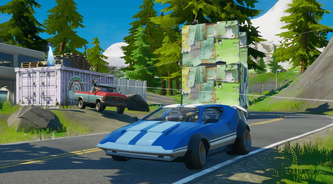 Fortnite Season 3 upcoming vehicles