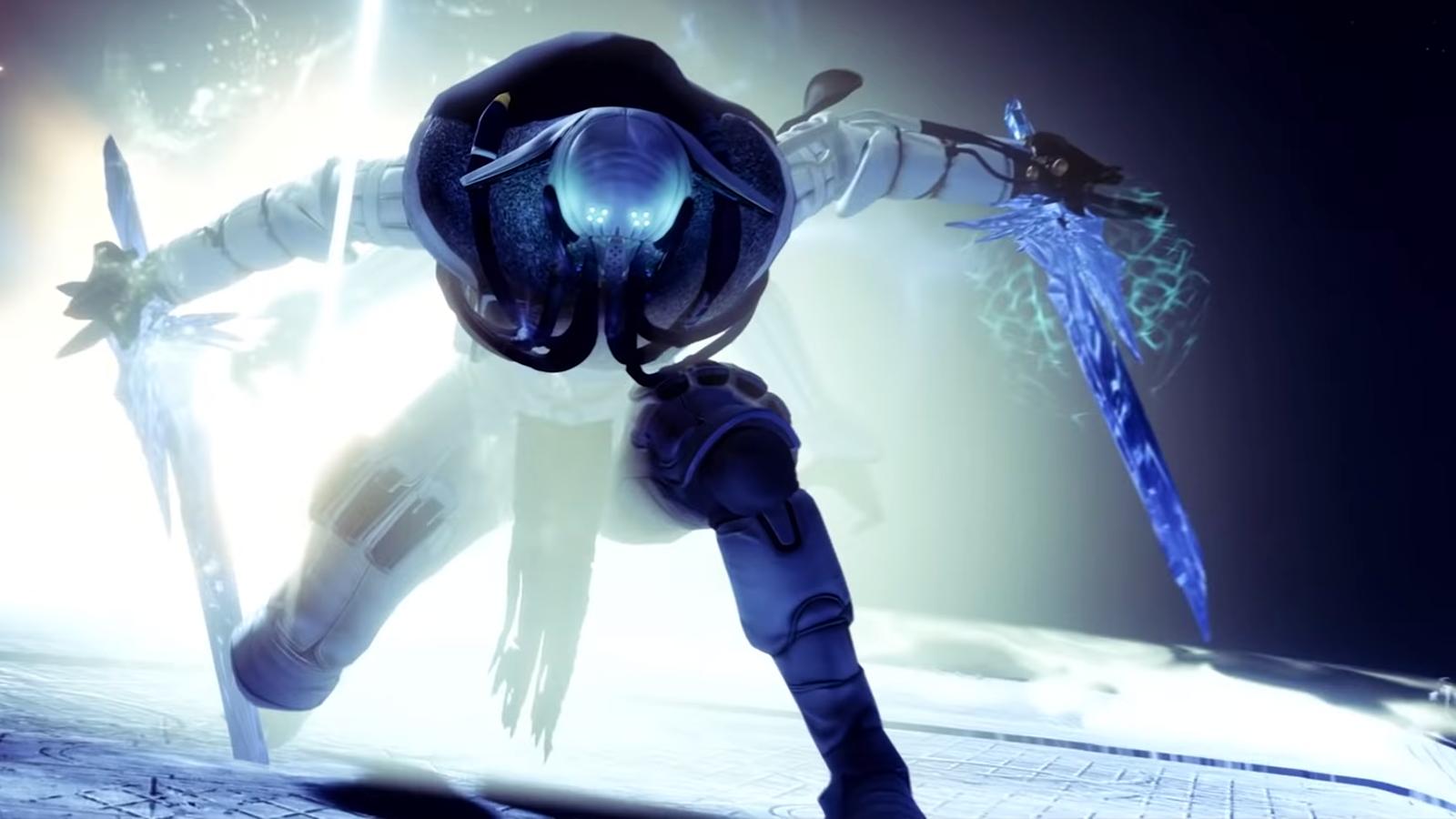 Destiny 2 Fallen uses new Stasis element in Beyond Light.