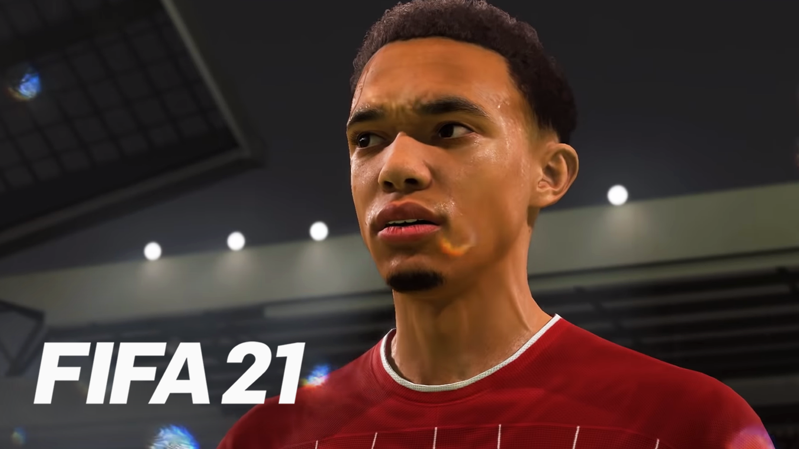 Trent Alexander-Arnold in FIFA 21