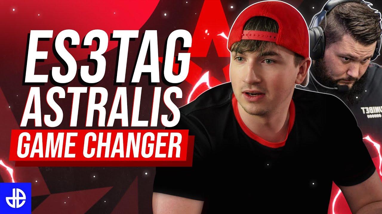 es3tag Astralis Game Changer
