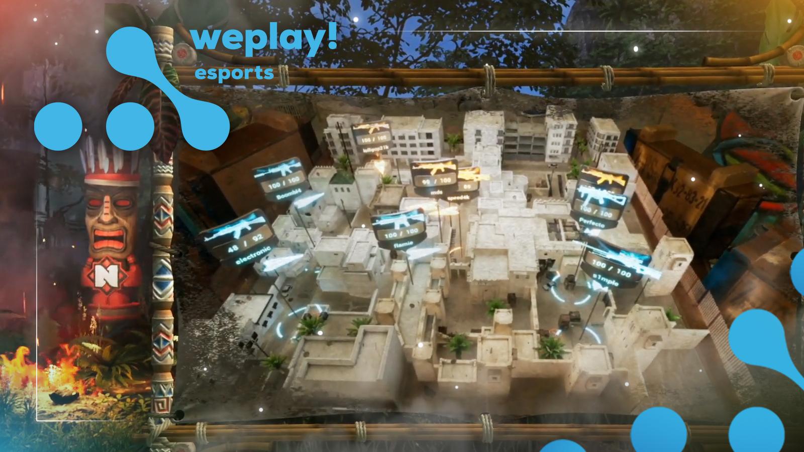 weplay clutch island info