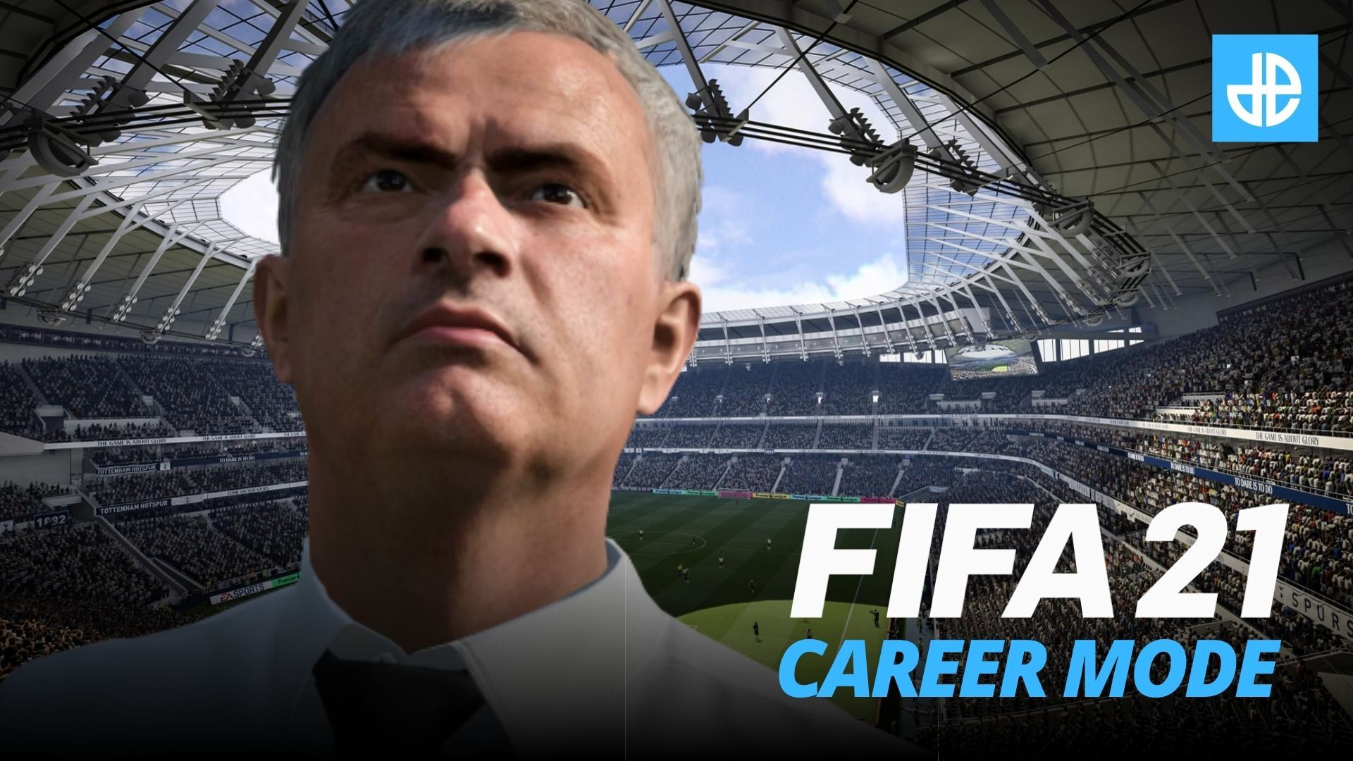 Mourinho on FIFA 21 Background