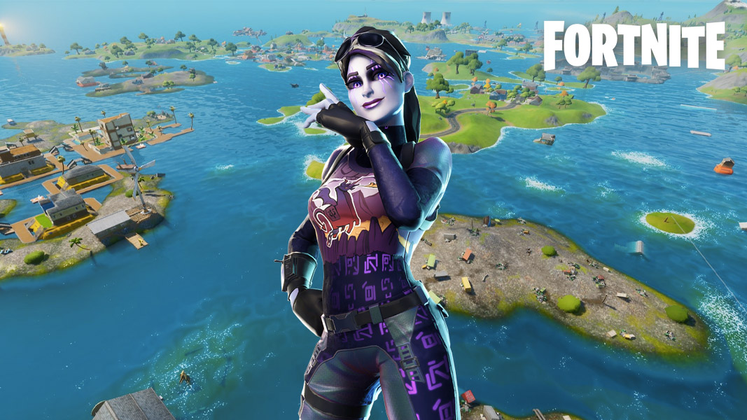 Fortnite Dark Bomber skin