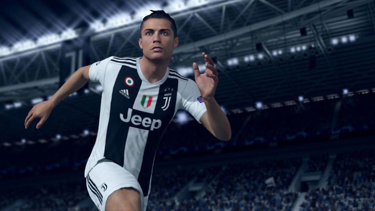 FIFA Cristiano Ronaldo Juventus
