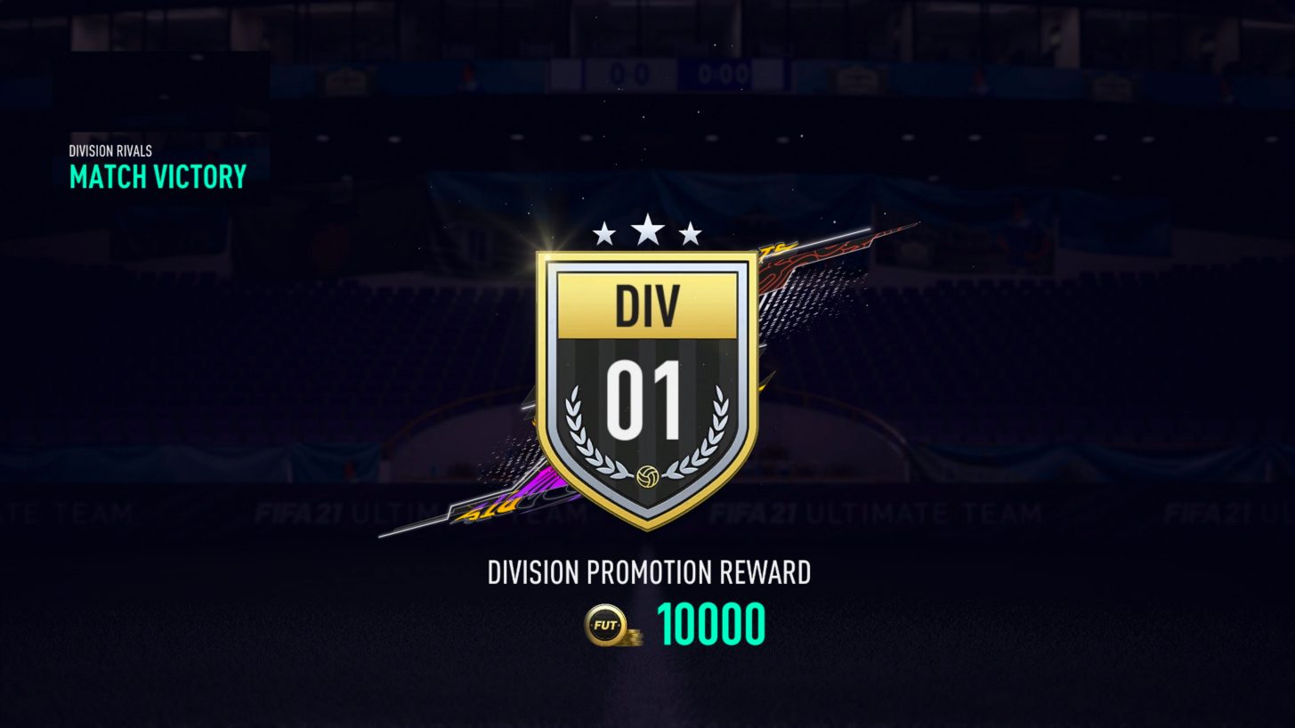 FIFA 21 division rivals rewards